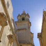 Mdina Walled City