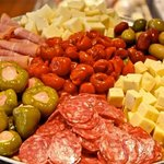 Antipasto Appetizer Tray