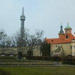 La torre di Petrin