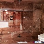 Double Walk-in Shower (for two!)