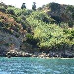 Poulati beach