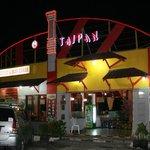 Night view of Taipan Resto
