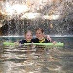 Beki and me Discovery Cove <3