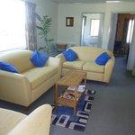 Unit 2 - lounge area