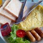 Desayuno correcto.