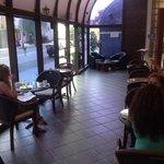 window views from restaurant