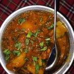 Groentecurry met Indiase kruiden