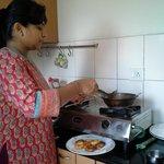 Suba cooking