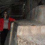 Mesa para mumificação dos líderes Incas