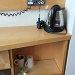 Harben House - Tea/Coffee facilities