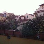 Vista sui tetti da Rondinelli