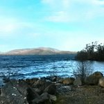 2 minutes away - Lough Conn