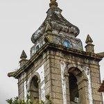 Torre da Igreja ao lado do Mosteiro/Pousada