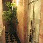 Front door of suite 8