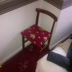 Manky chair
