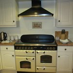 Kitchen - nice stove