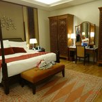 Grand Merchant room.