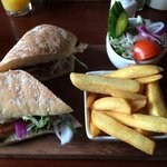 New Yorker sandwich!