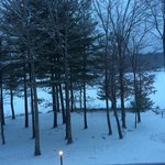 Our view from mount laurel suite