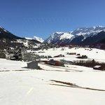 Sonniger Wanderweg nach Klosters Ca. 1 Std.