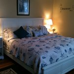 Beach Rose new King Naples Bed