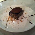 Godiva Chocolate desert