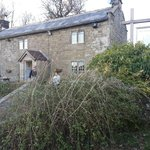 The Druid Inn, Birchover, Derbyshire.