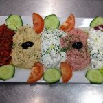 mix cold mezes