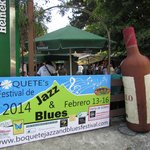 The Boquete Jazz & Blues Festival in mid-February is outstanding:  a must-see, must-do experienc