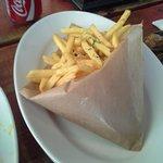 Rosemary fries