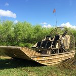 Capt. Shawn's Airboat