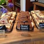 Beautiful tray bakes.