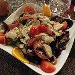 Salade folle du chef