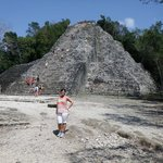 Excursion des ruines Maya à Coba
