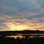 Spring Sunrise over Hook Pond East Hampton NY