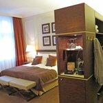 extra room in the junior suite