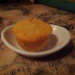 Free delicious corn bread!