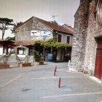 Church near Chez Flo
