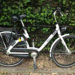 Фирменные велосипеды отеля на прокат