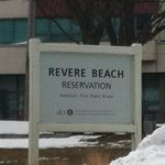 Revere beach is great off season too!  January 2013