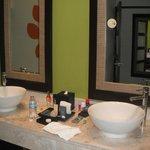 Premiun suite bathroom