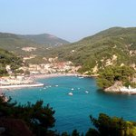 View from Castle Parga