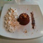 "Parfait al Cioccolato ""Amedei"""