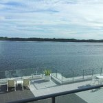 View of Clarence River from Lounge Room