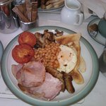 petit dejeuner english breakfast
