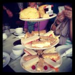 Fabulous afternoon tea!
