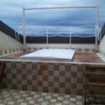 La vista dalla terrazza della suite Massoni