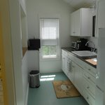 Kitchenette in the Harbor View Suite
