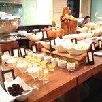 Café da manhã - La Ventana