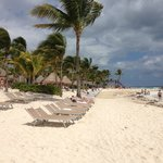 Beach of Grand Mayan Resort